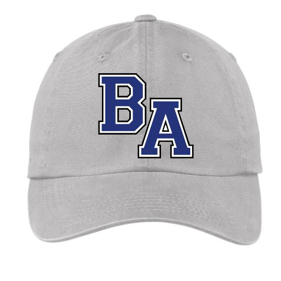 BA Garment Washed Cap