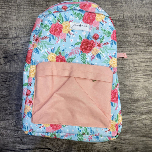 Pretty Peony Backpack