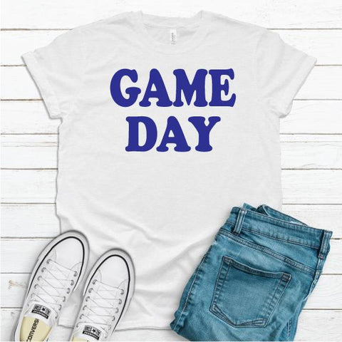 bayou game day  tee