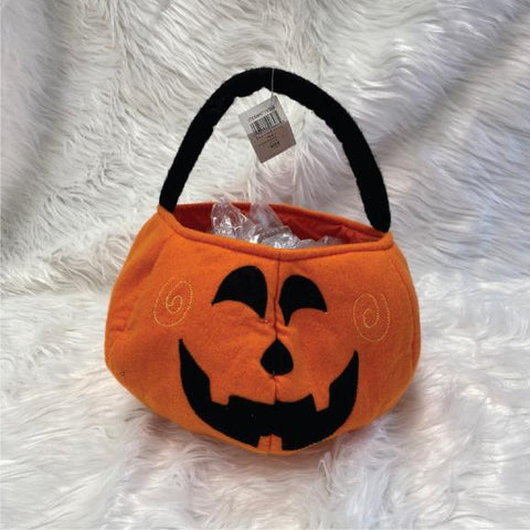 pumpkin swirl goodie bag