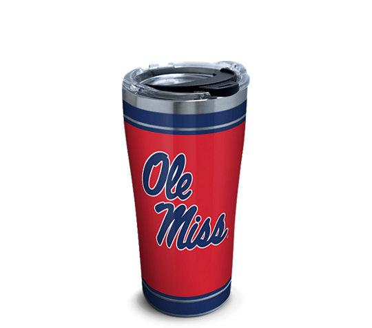 Ole Miss Rebels Campus Stainless Tervis® Tumbler