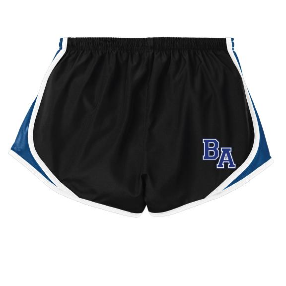 BA Ladies Running Shorts