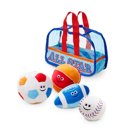 melissa and doug fill and spill sports bag