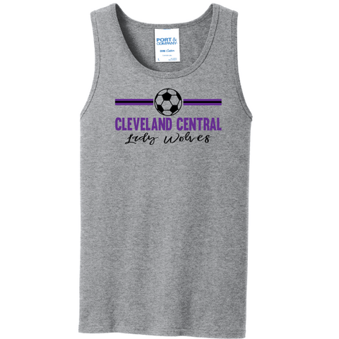 Lady Wolves Soccer Tank