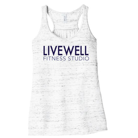 Livewell Fitness Flowy Tank