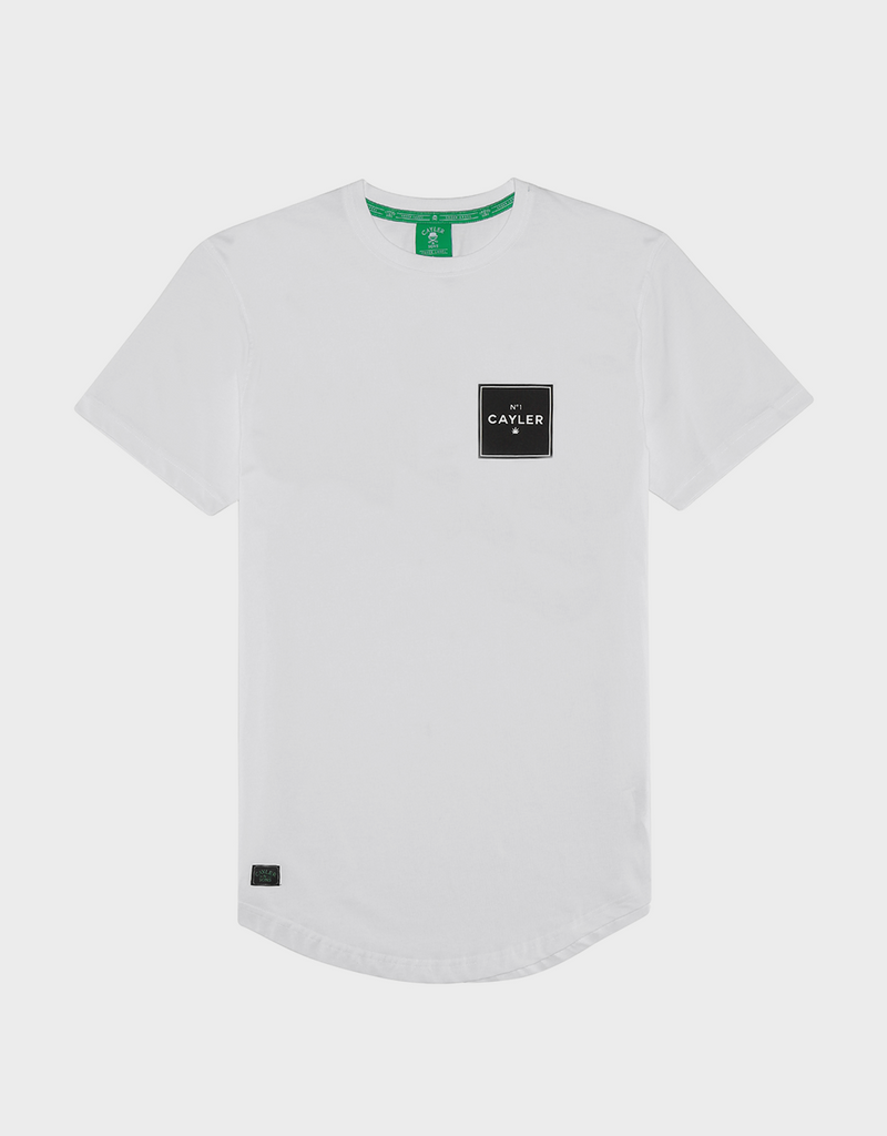 C&S GL CHRONIC SCALLOP TEE