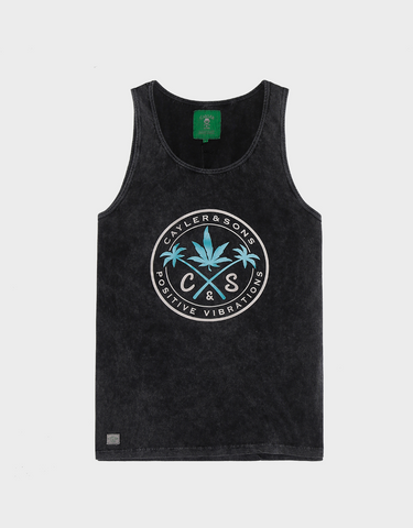 C&S GL VIBRATIONS TANKTOP