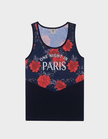 C&S WL ONE NIGHT TANKTOP