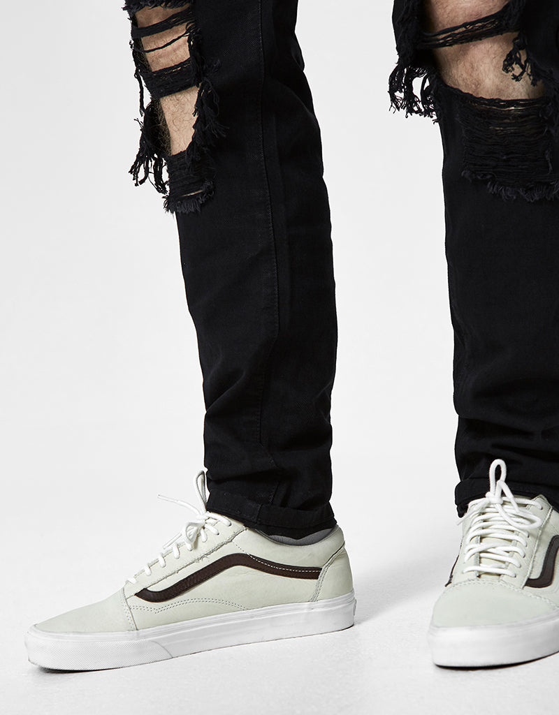 ALLDD HEAVY CUT SID DENIM PANTS