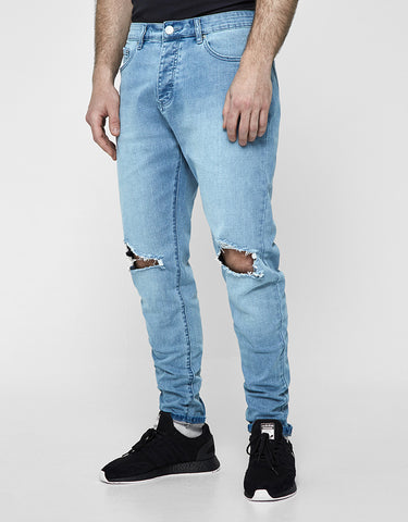 ALLDD UNCHAINED TIM DENIM PANTS