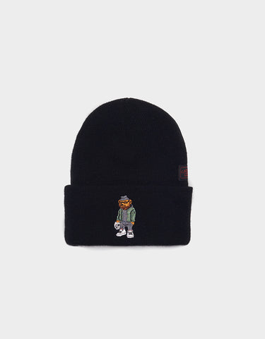 C&S WL SIGGI SPORTS OLD SCHOOL BEANIE