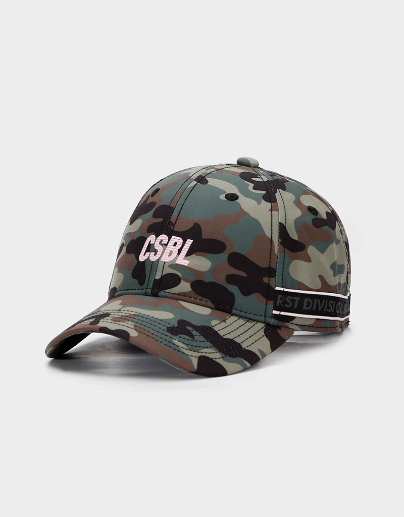 CSBL FIRST DIVISION CURVED CAP