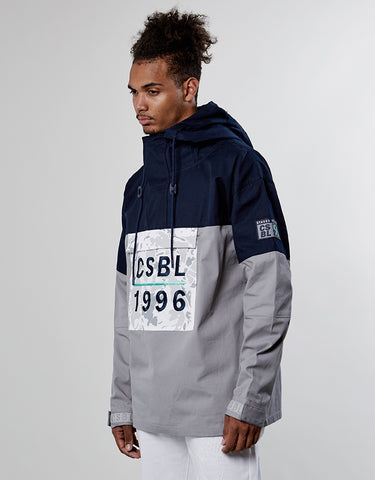 CSBL THREE PEAT ANORAK JACKET