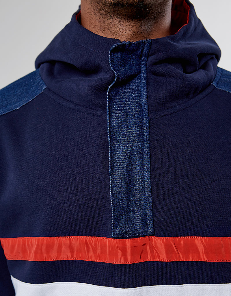 CSBL GOOD DAY HALF ZIP HOODY