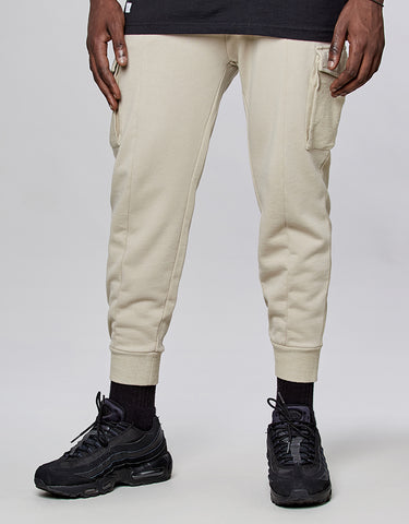 CSBL TWOFACE CROPPED SWEATPANTS