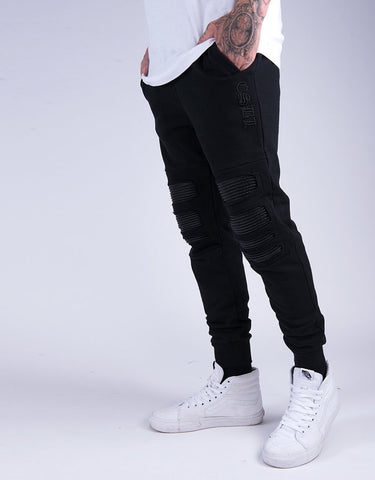CSBL INVERTED BIKER SWEATPANTS