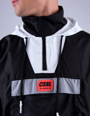 CSBL MAXED HALF ZIB WINDBREAKER