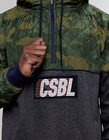 CSBL BLOCKED HOODY