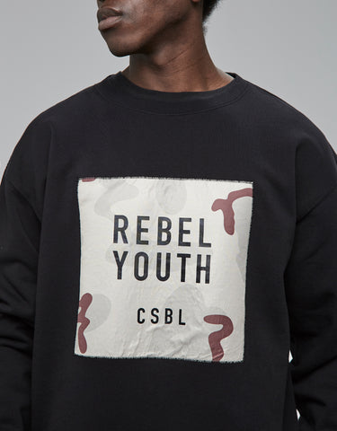 CSBL REBEL YOUTH CREWNECK