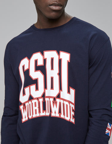 CSBL WORLDWIDE LONGSLEEVE