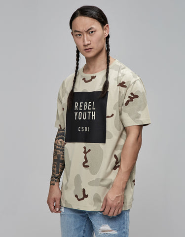 CSBL REBEL YOUTH TEE