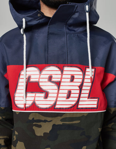 CSBL ANTE UP ANORAK JACKET