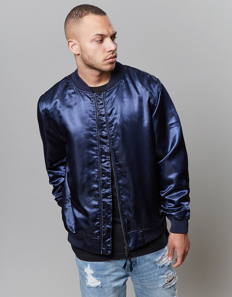 women cheapest sale best place CSBL FAM SATIN BOMBER JACKET