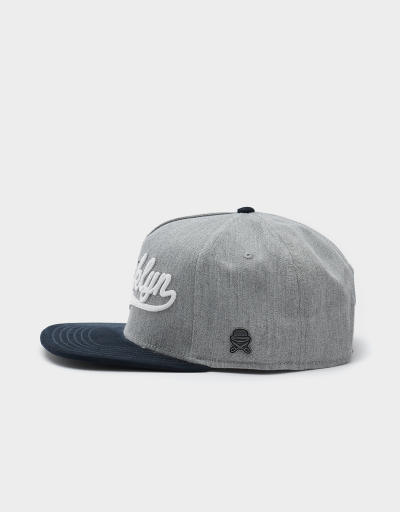 C&S CL BK FASTBALL CAP