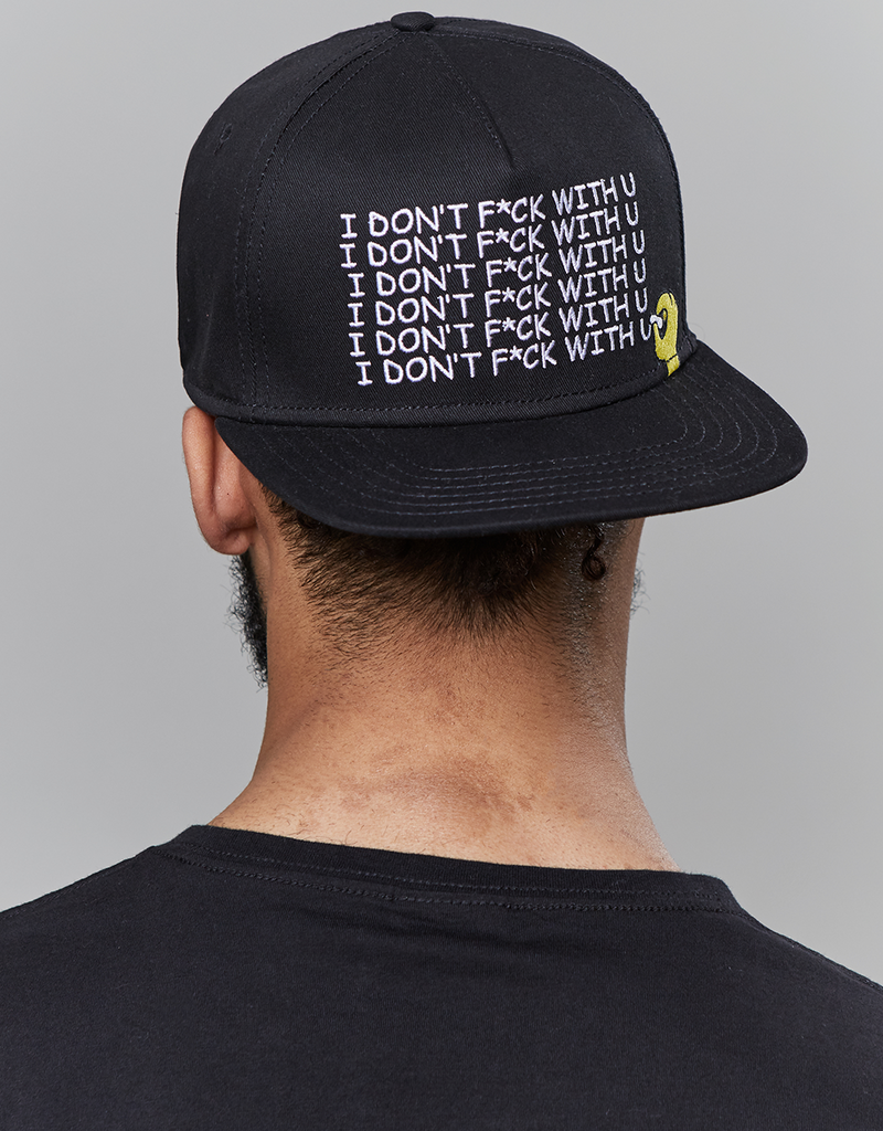 C&S WL BLACK BOARD CAP