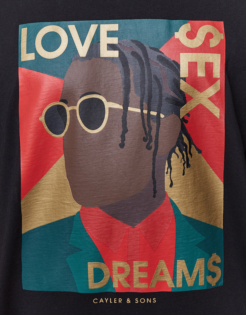 C&S WL DREAM$ TEE