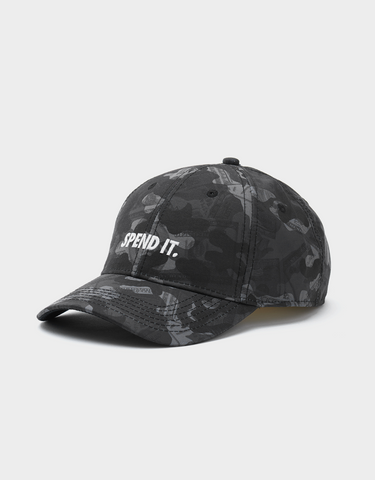 C&S WL SPEND IT CURVED CAP