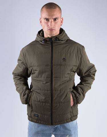 C&S PA SMALL ICON LIGHTWEIGHT  PUFFER JACKET