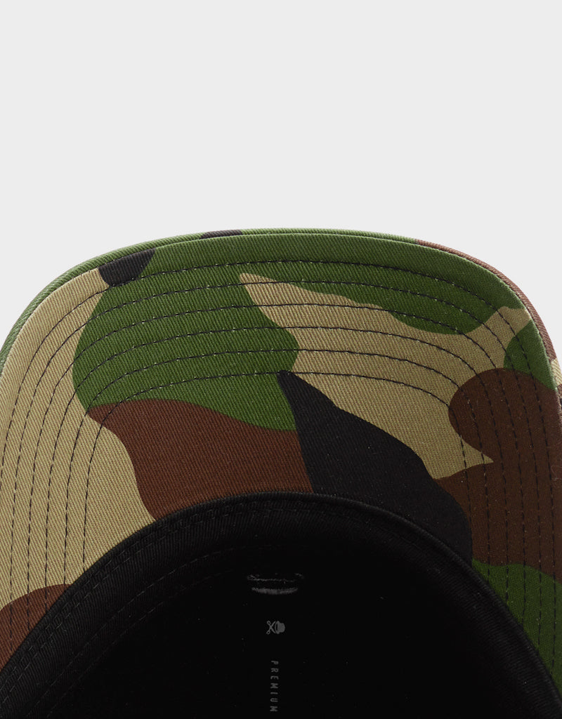 C&S PA SMALL ICON CURVED CAP