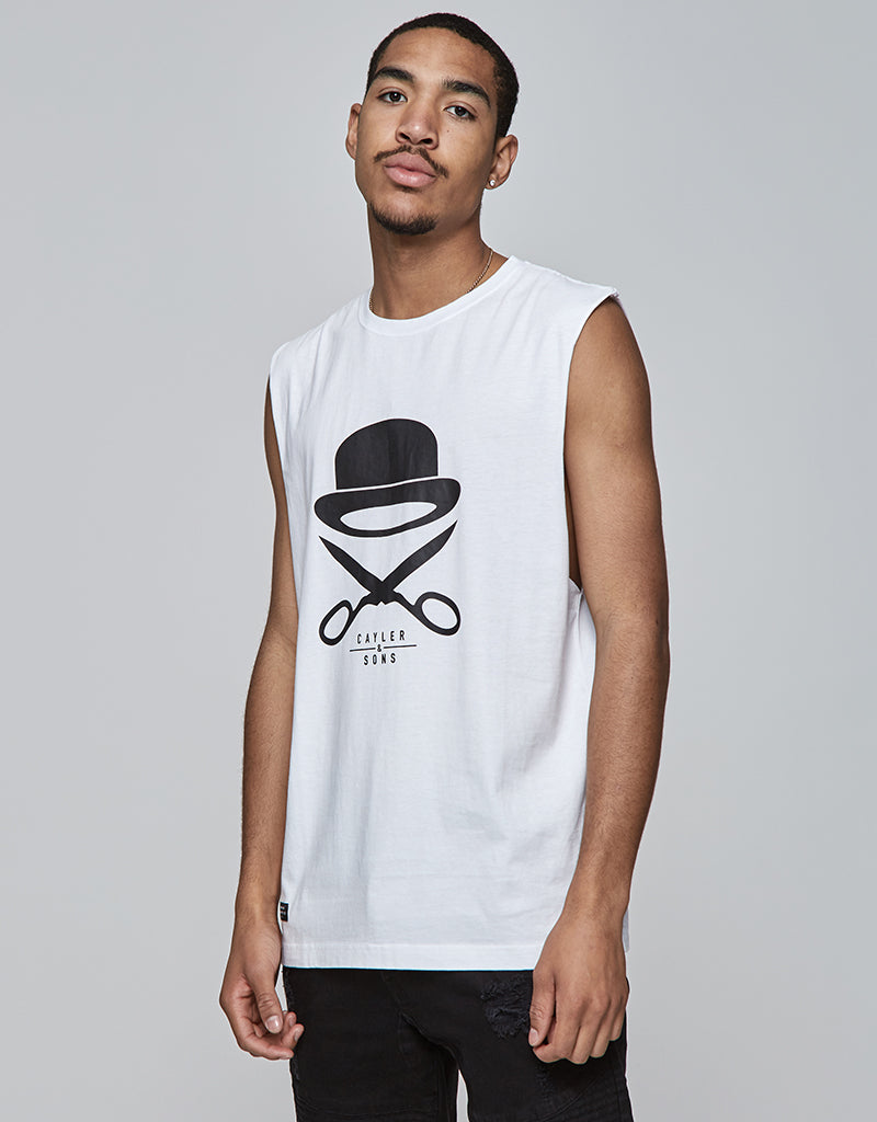 C&S PA ICON SLEEVELESS TEE