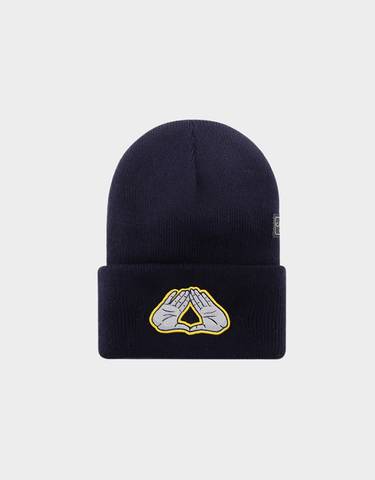 C&S WL DYNASTY ATHL OLD SCHOOL BEANIE