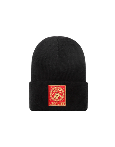 C&S WL PROPAGANDA OLD SCHOOL BEANIE