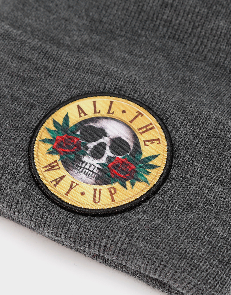 C&S WL BUDZ N' SKULLZ OLD SCHOOL BEANIE
