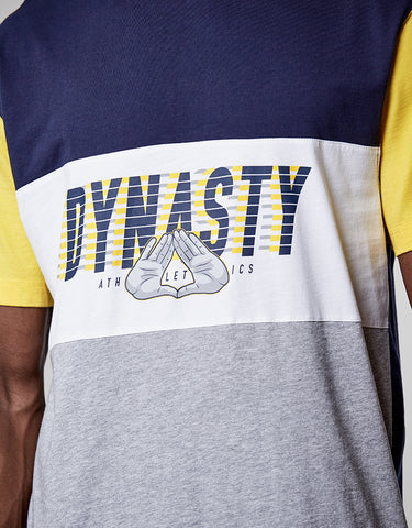 C&S WL DYNASTY ATHL TEE