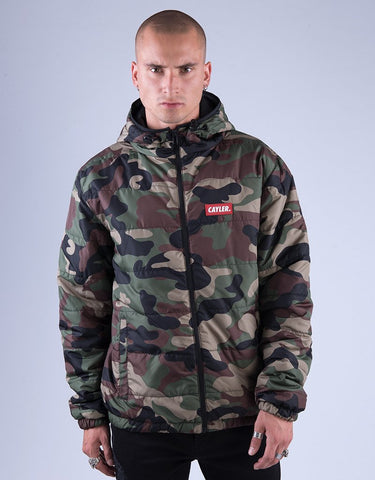 C&S WL STATEMENT LIGHTWEIGHT  PUFFER JACKET