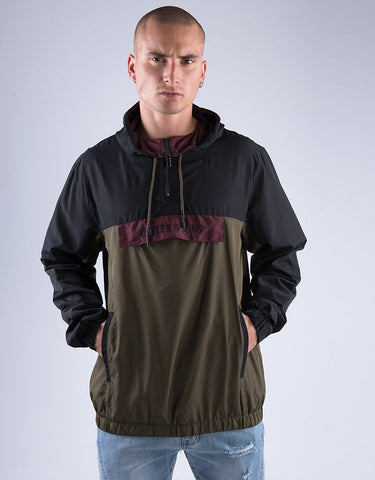 C&S WL ANCHORED ZIP ANORAK