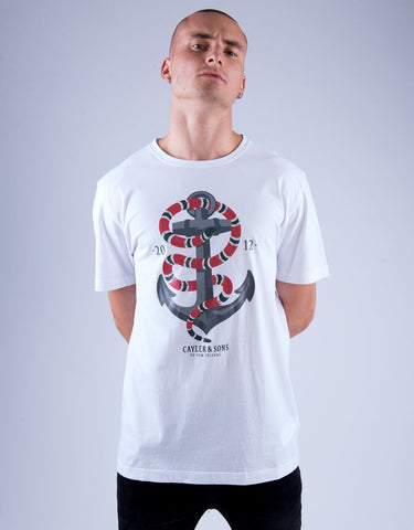 C&S WL ANCHORED TEE