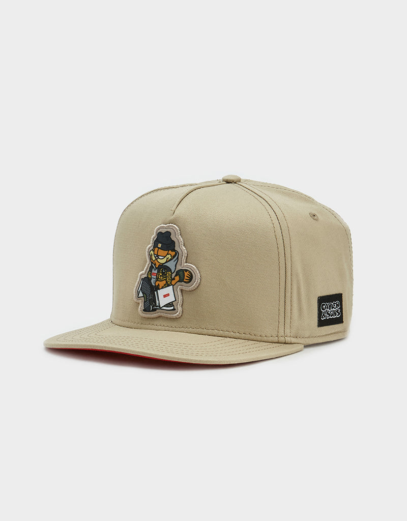 C&S WL HYPED GARFIELD CAP