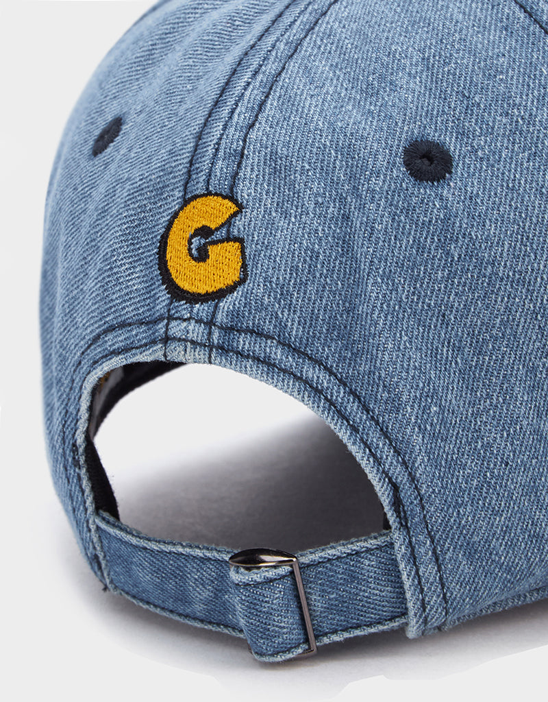 C&S WL CS GARFIELD CURVED CAP