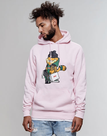 C&S WL HYPED GARFIELD HOODY