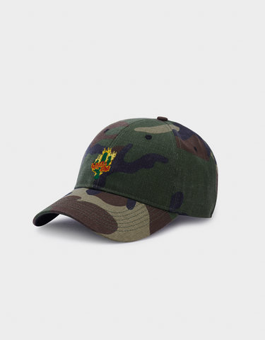 C&S WL TURN UP CURVED CAP