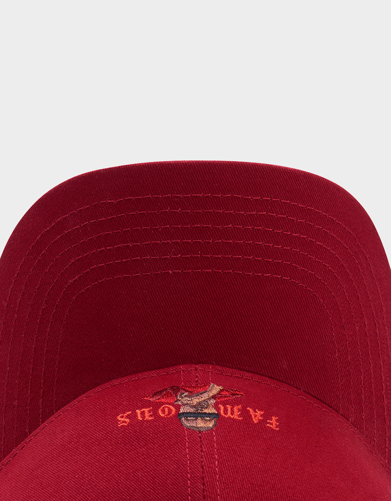 C&S WL DROP OUT CURVED CAP