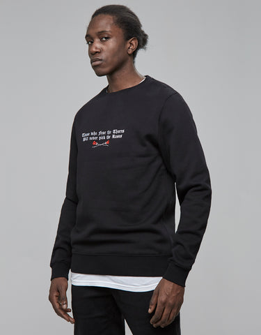 C&S WL THORNS CREWNECK