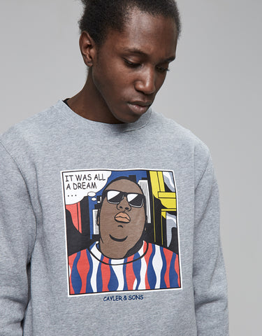 C&S WL BIGGENSTEIN CREWNECK