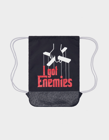 C&S WL ENEMIES GYMBAG