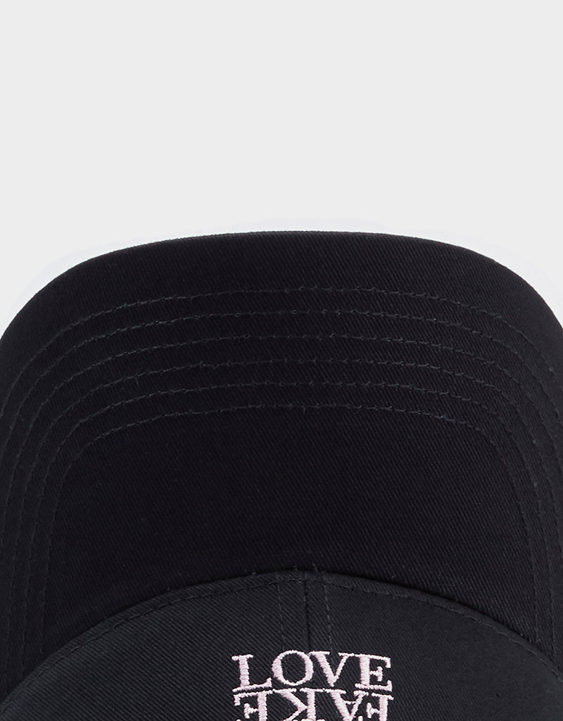 C&S WL FAKE LOVE  CURVED CAP